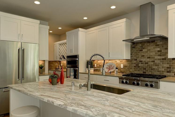 Contemporary House Plan -  91769 - Kitchen
