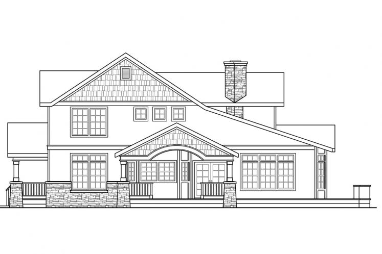 Country House Plan - Kendrick 92209