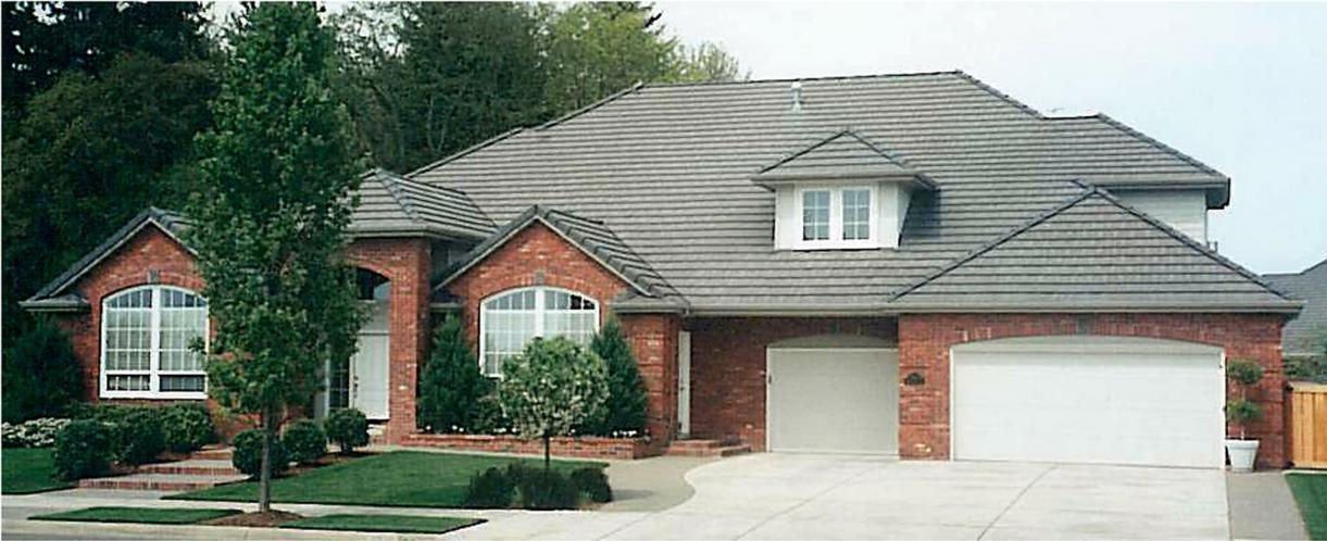 Classic House Plan - Stirling 93194 - Front Exterior