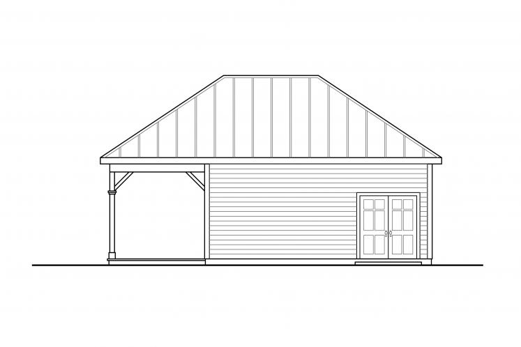 Cottage  -  95947 - Right Exterior