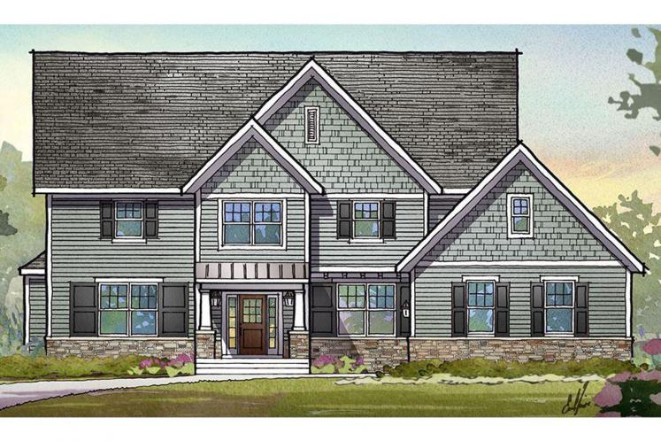 Traditional House Plan - Madison 98238 - Front Exterior