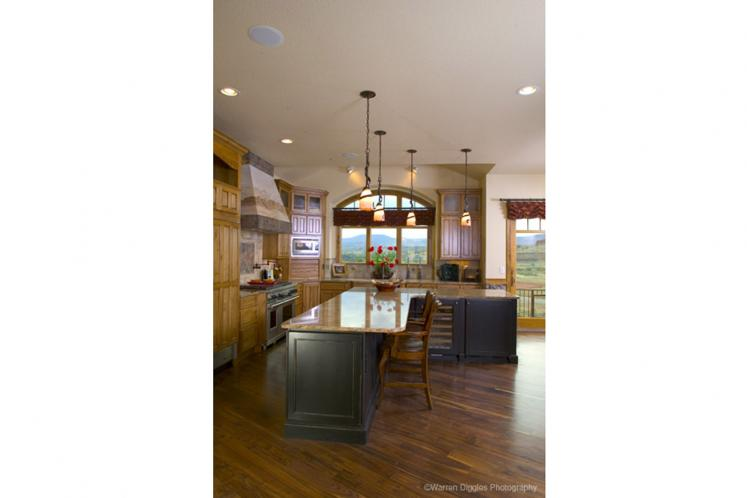 Craftsman House Plan - Avalon 99076 - Kitchen