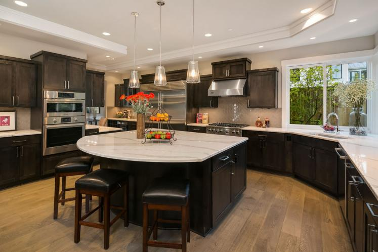 Traditional House Plan -  99610 - Kitchen