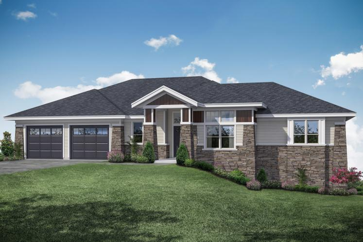 Traditional House Plan - Brandywine 31506 - Front Exterior